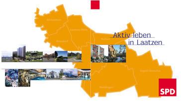 Die SPD in der Stadt Laatzen